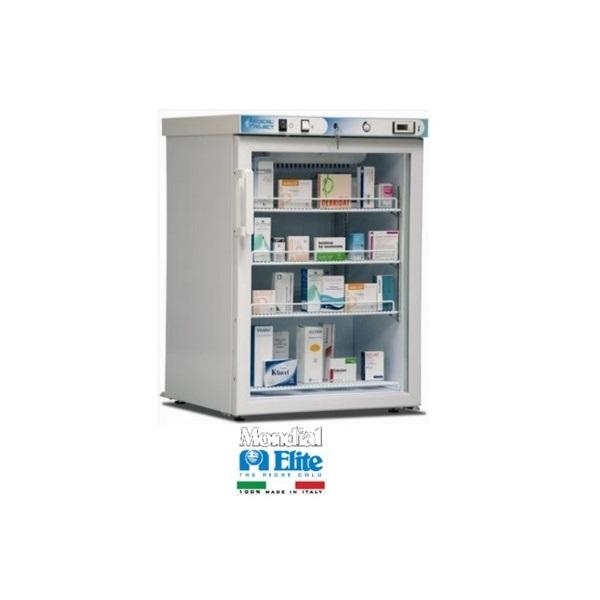 under Bench refrigerator מקרר דלת זכוכית  - תקן נוהל 126 משרד הבריאות