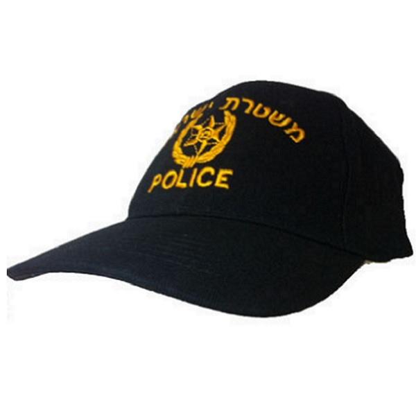 כובע משטרה קשיח