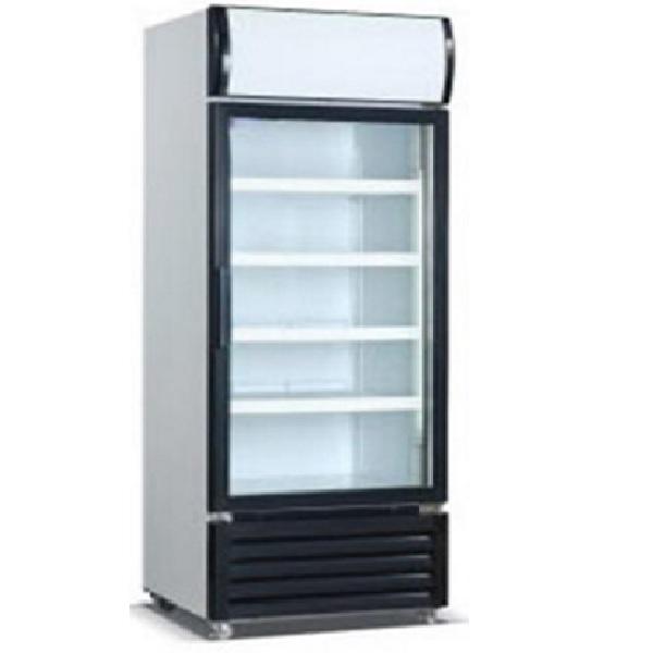 מקרר דלת זכוכית 600 ליטר Refrigerator