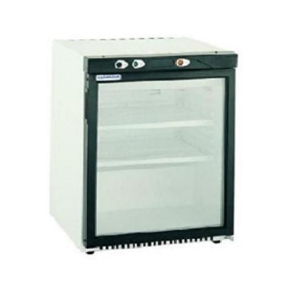 under Bench refrigerator מקרר דלת זכוכית