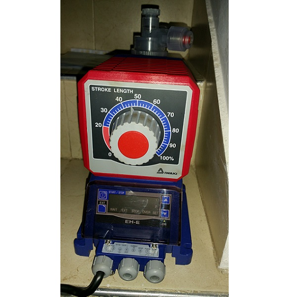משאבת מינון פריסטלטית Metering Peristaltic Pump