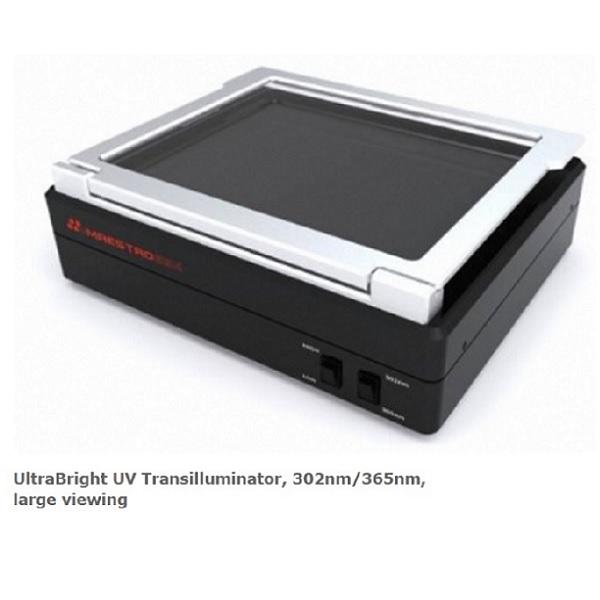 UltraBright UV Transilluminator שולחן תאורה
