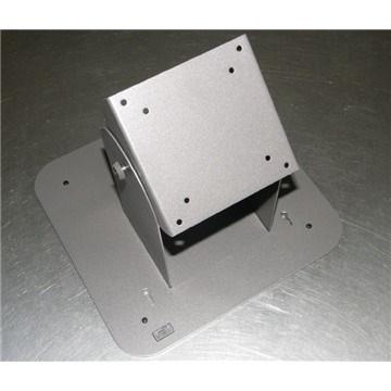 בסיס משקולת מתכת מתכוונן למסך  לשולחן או חיבור לקיר עבור מחשב לחדר נקי