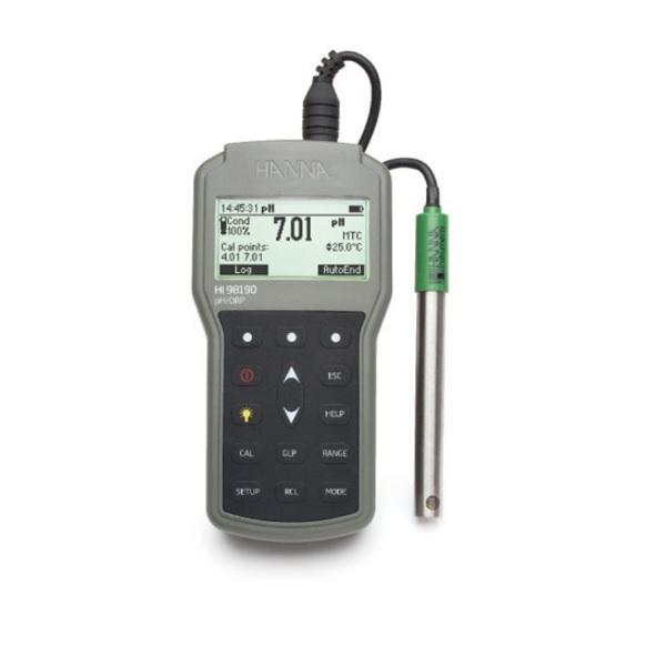 pH meter mobile נייד