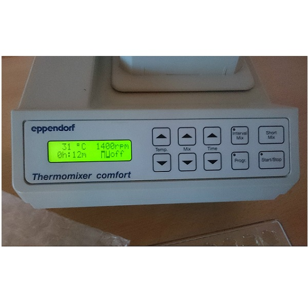 Thermomixer Eppendorf comfort pre-owned2