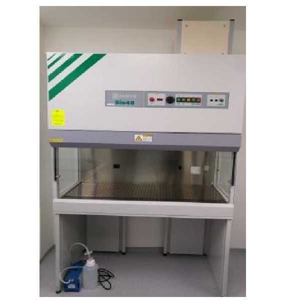 מנדף ביולוגי Laminar Flow hood Bio-Hazard Biological Hood יד שניה