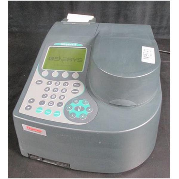 ספקטרופוטומטר Spectrophotometer UV/Vis