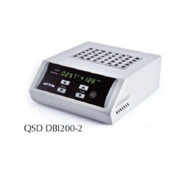 בלוק חימום יבש מעלות 150 Dry bath incubator 2 blocks