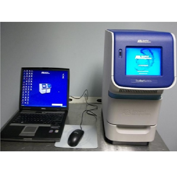 Real Time PCR System 96 wells  Step One Plus ABI