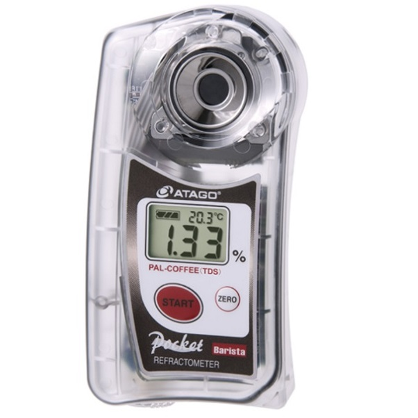 (LAB Coffee Refractometer for TDS (Total Dissolved Solids רפרקטומטר נייד לקפה