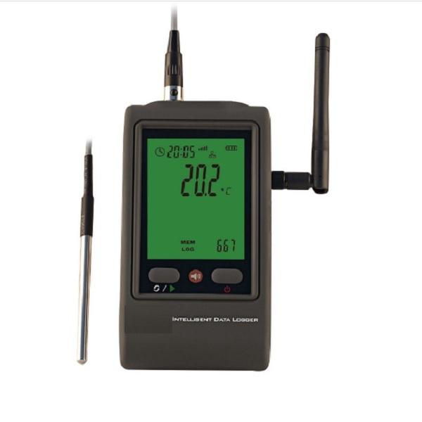 אוגר נתוני טמפרטורה  אלחוטי Wifi Temperature wireless Data Logger